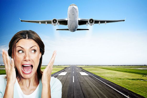 Fear of Flying and Travelling