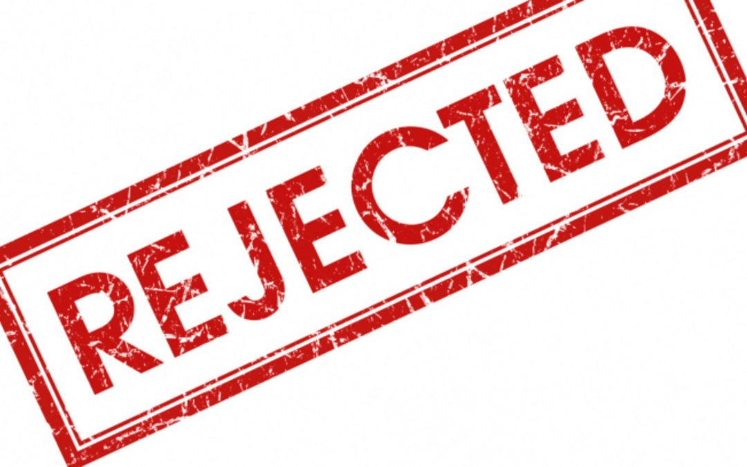 Coping with Rejection